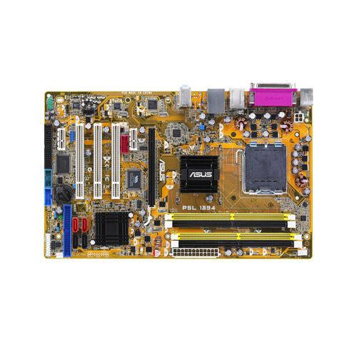 Материнская плата ASUS P5L 1394 i945P, s775