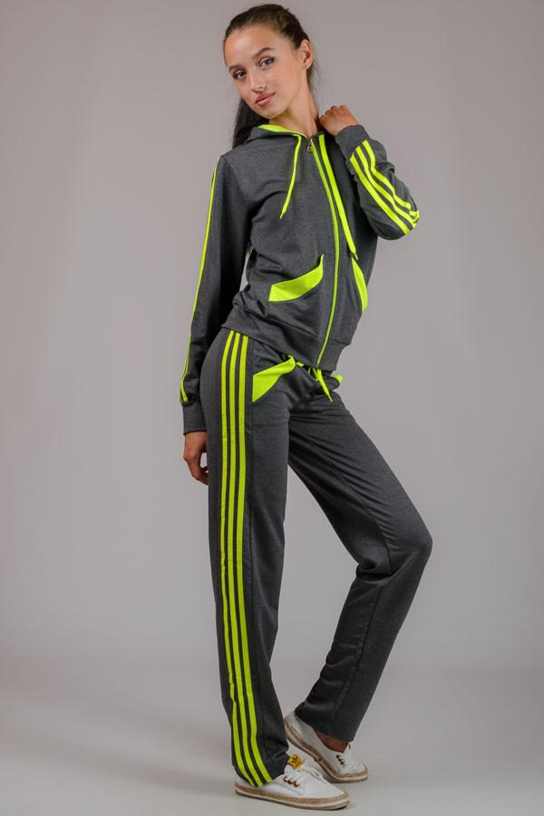 Спортивный костюм женский 48 размер