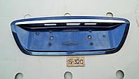Накладка на крышку багажника Mercedes W220 S-Class A 220 750 00 81 9999, A2207500081 9999, 2207500081