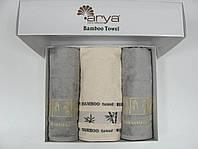Полотенце ARYA (Турция) Bonita бамбук 3 шт. 1150777
