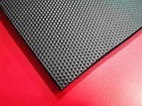 Микропористая резина 600*400*10.5 мм. цвет чёрный