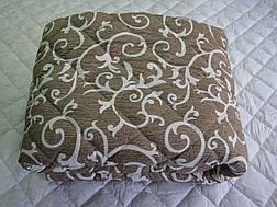 Одеяло силиконовое двухспальное 180*210 хлопок (2891) TM KRISPOL Украина, фото 3