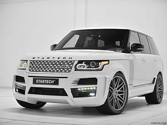 Обвіс Startech на Range Rover Voque 2013-... (повний комплект)