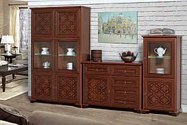 Набор мебели для гостиной №2 Афина Скай
