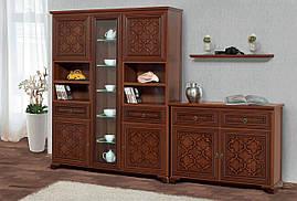 Набор мебели для гостиной №3 Афина Скай