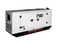 Трехфазный дизельный генератор мощностью 20 кВА, в шумозащитном всепогодном кожухе, GENMAC PMD