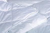 """Одеяло ТЕП """"Зима - Лето"""" на кнопках закрытое однотонное холлофайбер (Микрофибра) Полуторное T-54822"""