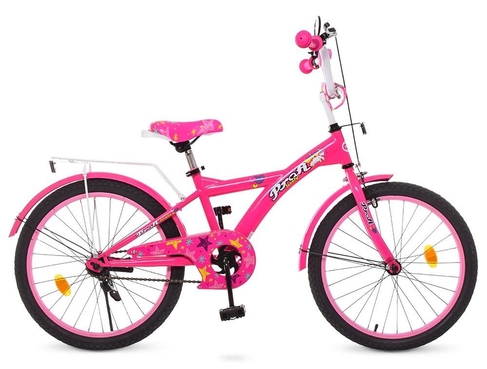 """Велосипед детский Profi T2062 Original Girl 20""""."""