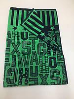 Полотенце махровое Letters размер  67х150 см