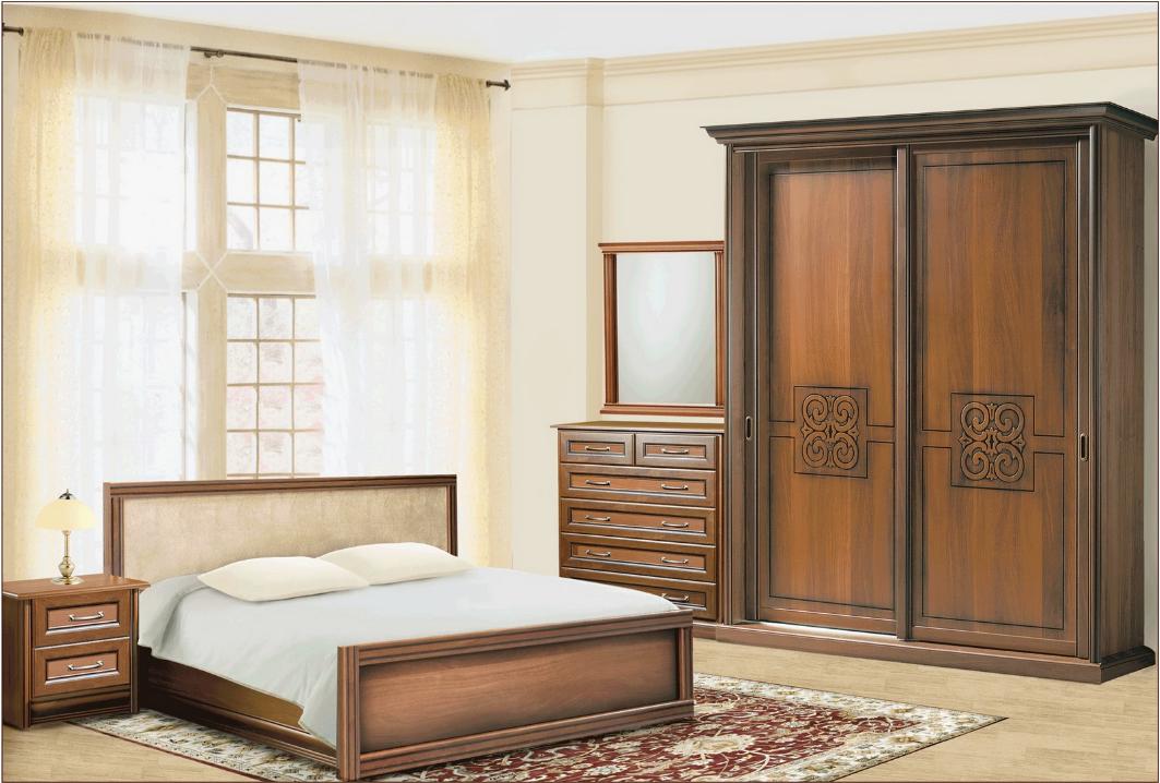"""Спальня """"С-3"""" Пример1 (Скай)"""