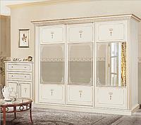 """Спальня """"С-3"""" Шкаф-купе трёхдверный 2,9 (Скай), фото 1"""