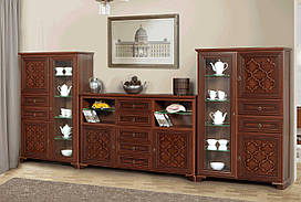 Набор мебели для гостиной №4 Афина Скай