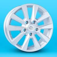 Литые диски LSW L102 R20 W8.5 PCD5x150 ET60 DIA110.5 (silver)