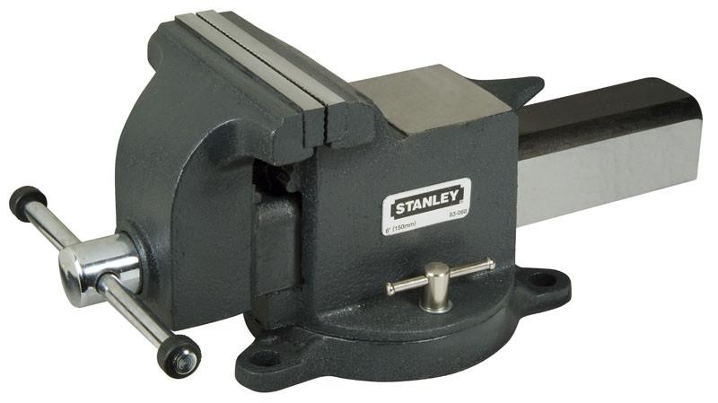 """Тиски 125мм """"MAXSTEEL"""" для больших нагрузок поворотные  STANLEY 1-83-067"""