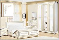 """Спальня """"Принцесса"""" Шкаф 2-х дверный (Скай), фото 1"""