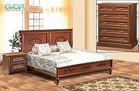 """Спальня """"С-5"""" Кровать 2-х сп. (160х200) (Скай), фото 1"""