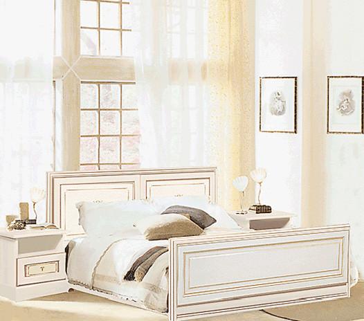 """Спальня """"С-3"""" Кровать (Скай)"""