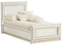 """Спальня """"Принцесса"""" Кровать односпальная 80 (Скай), фото 1"""