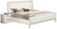 """Спальня """"С-2 New"""" Кровать 2-х сп. (180х200) (Скай), фото 1"""