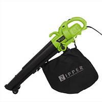 Электрический садовый пылесос Zipper ZI-SBH2600