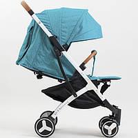 Детская прогулочная коляска YoyaPlus 3 Голубая (959765010)