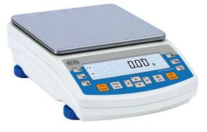 Электронные лабораторные весы Radwag PS 1000.R2