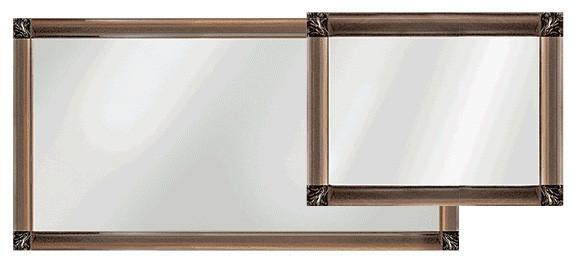 """Гостиная """"Тоскана/Toscana"""" Зеркало в раме 1,09м (Скай)"""
