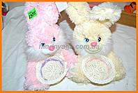 Детские мягкие игрушки зайцы 20 см | Мягкие игрушки цены