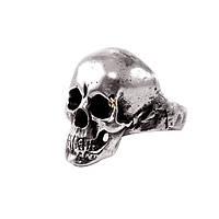 Кольцо из серебра Jamison в форме черепа с чернением 20 000091360
