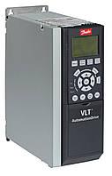 Преобразователь частоты VLT® Automation Drive FC301 55кВт (45кВт тяжелая нагрузка) 3-ф/380В