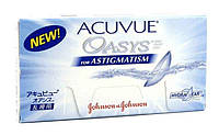 "Контактные Линзы ""ACUVUE OASYS"" Johnson & Johnson - Астигматика"