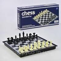 Шахматы магнит 2 в 1, в коробке 28*14см