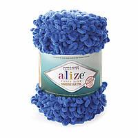 Alize Puffy Fine Ombre Batik пряжа для вязания пальцами.
