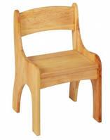 Эко стульчик детский из бука, фото 1