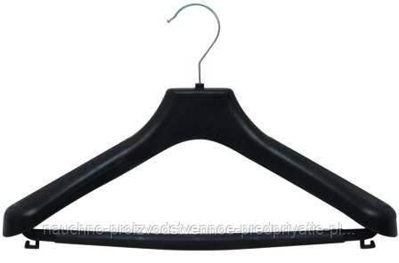 Тремпеля пластиковые с металлическим крючком 50-52 размер, №04 с перекладиной