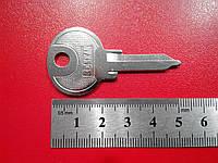 Заготовка автомобильного ключа NE-21 металл жигули зажигание