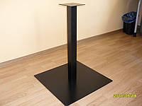 Основание для стола Милано 500/SQ60. Опора для стола. База для стола. Основа для стола. Подстолье)