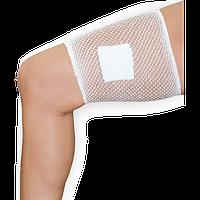 Бинт еластичний сітчастий трубчастий (коліно) 100см*3см