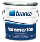 Краска молотковая Bianca Hammerton, 2.5 л