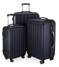Взрослые и подростковые дорожные чемоданы на колесах