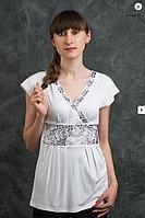 Туника-вышиванка белая (О.Л.С.)