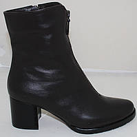 Ботинки кожаные женские демисезонные от производителя модель Ф1960, фото 1