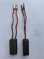 Щетки ЭГ4 20х25х50 графитовые, фото 1