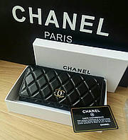 Кошелек брендовый в коробке, кожа, фото 1