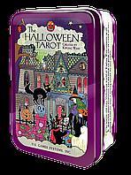 Halloween Tarot in Tin/ Таро Хеллоуин, фото 1