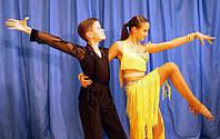 Платье для спортивных бальных танцев - латина