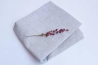 Полотенце для сауны ,полулен, размер 70х150 см., серое