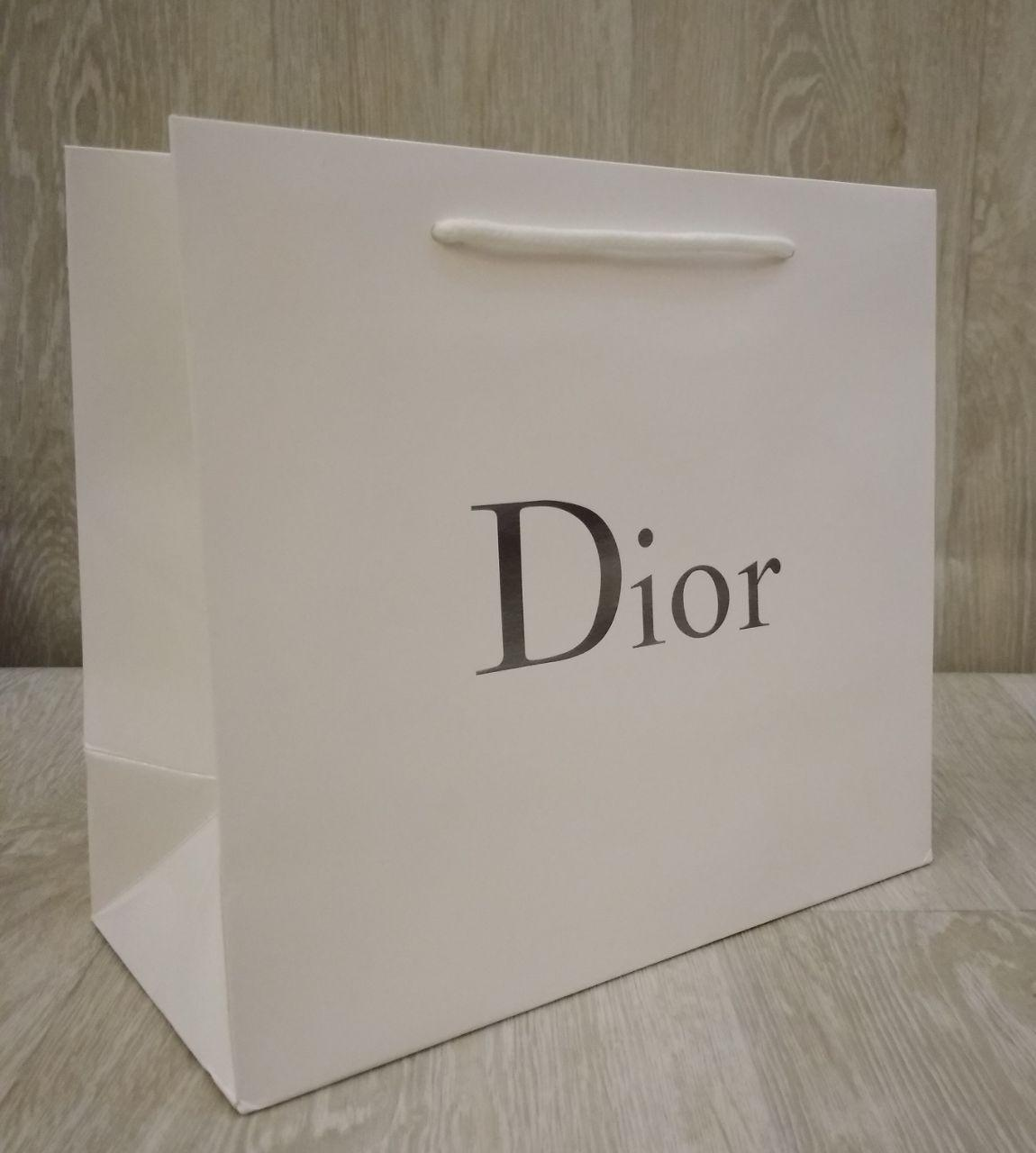 Подарочный брендовый пакет, мини