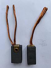 Електрощітки графітова ЭГ71 25х32х50
