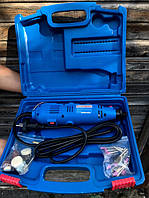 Электрический гравер с насадками 135 Вт BauMaster GM-2310, фото 1
